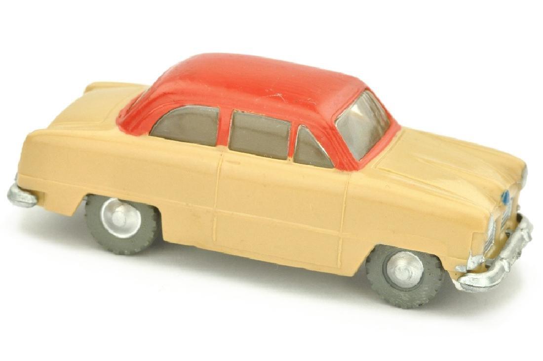 SIKU - (V 19) Ford M 12, beige/rot