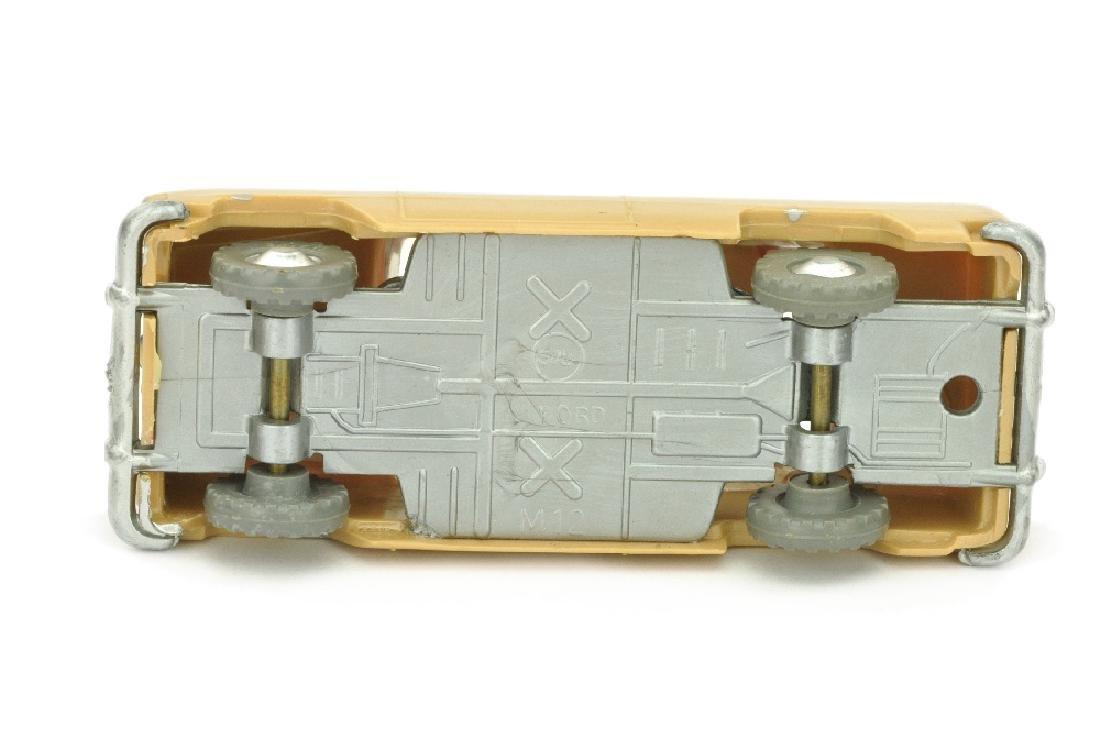 SIKU - (V 19) Ford M 12, beige/rot - 2