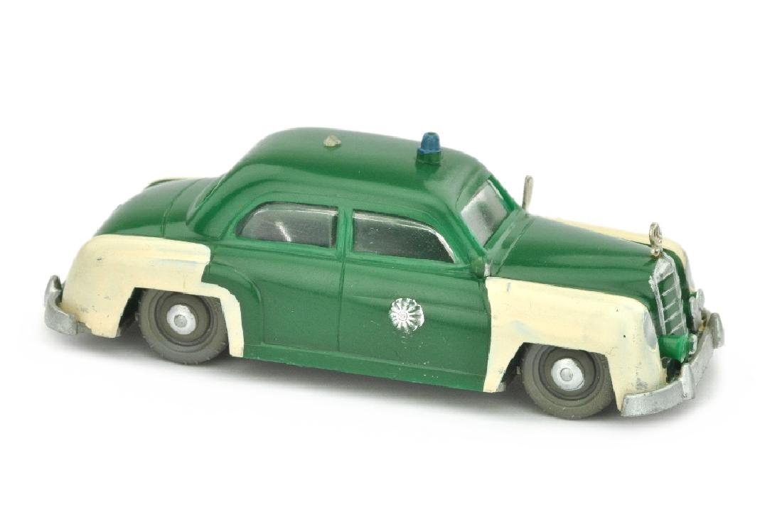 SIKU - (V 52) Peterwagen Mercedes 180 (2.Wahl)