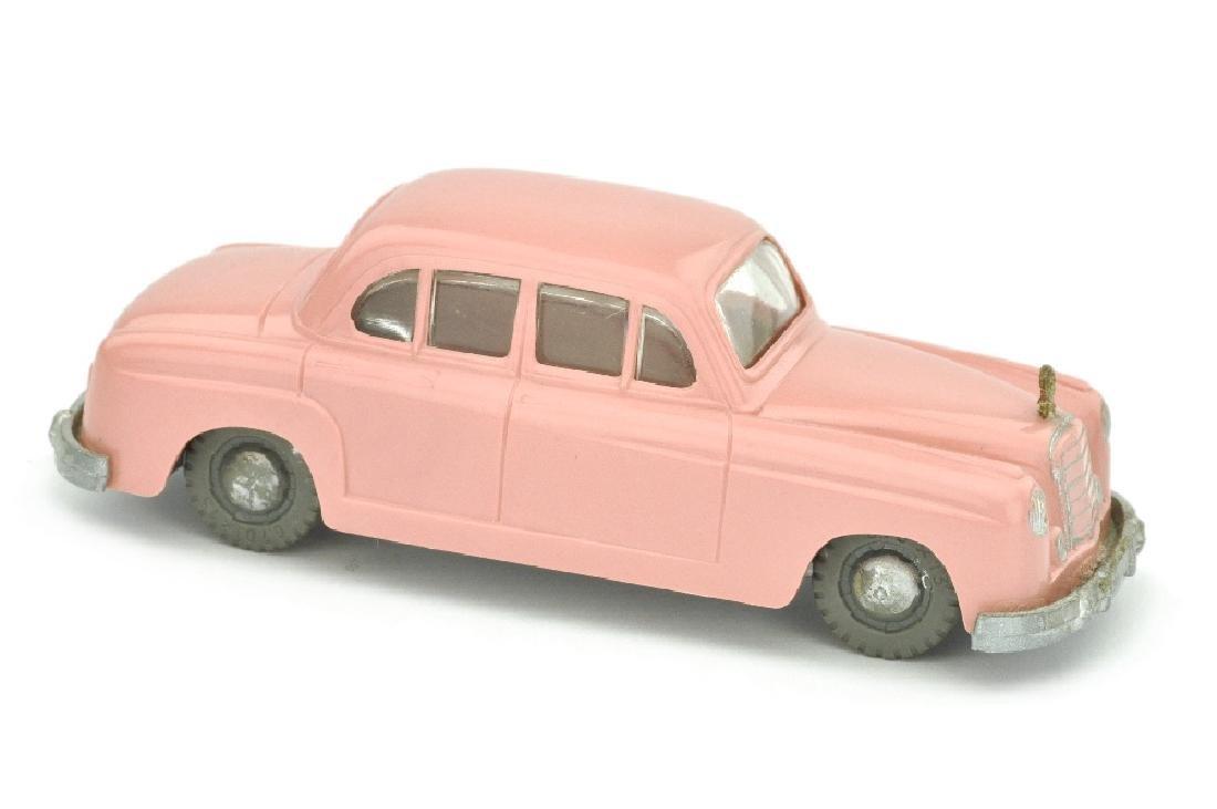 SIKU - (V 33) Mercedes 220 A, hellrosa