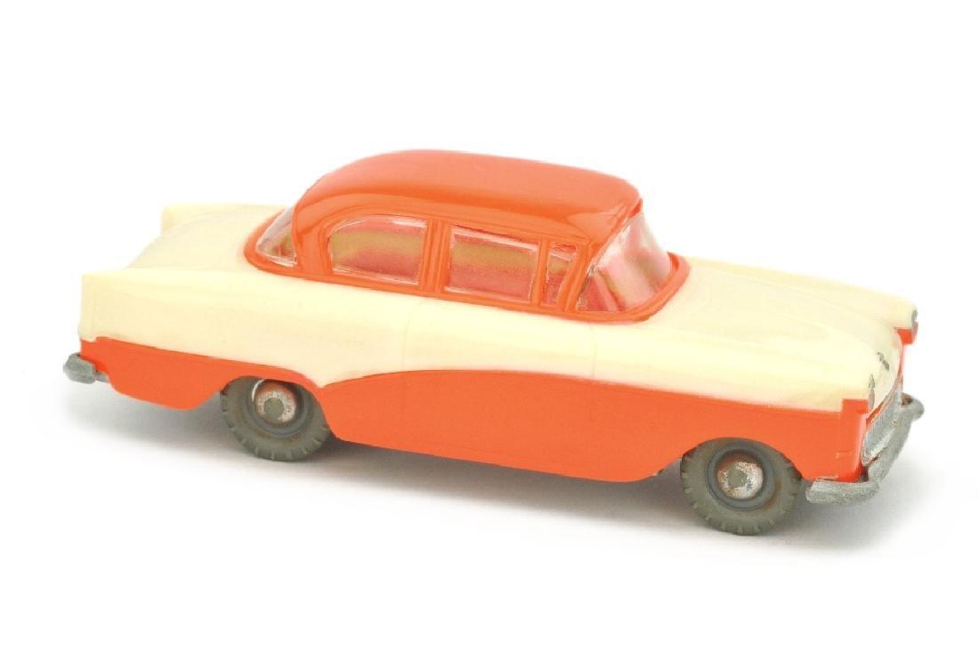 SIKU - (V 83) Opel Rekord 1958, perlweiss