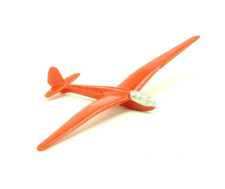 3001: Segelflugzeug Reiher, rot