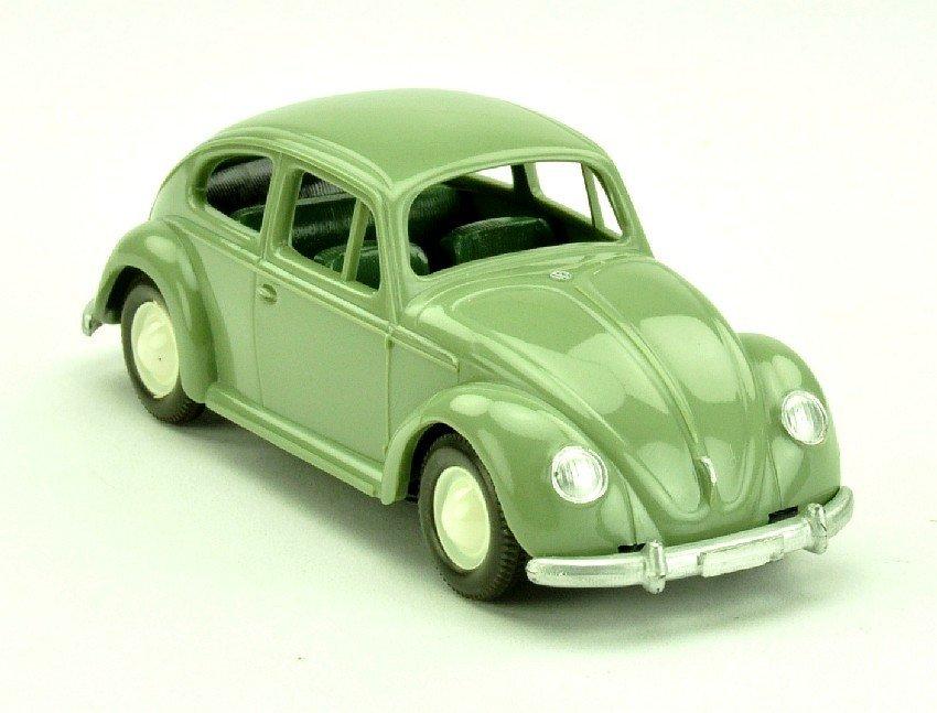3502: VW Käfer Typ 2 (1:40), hellgraugrün