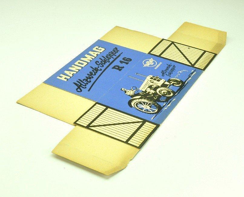 3505: Originalkarton Hanomag R16 (1:25)