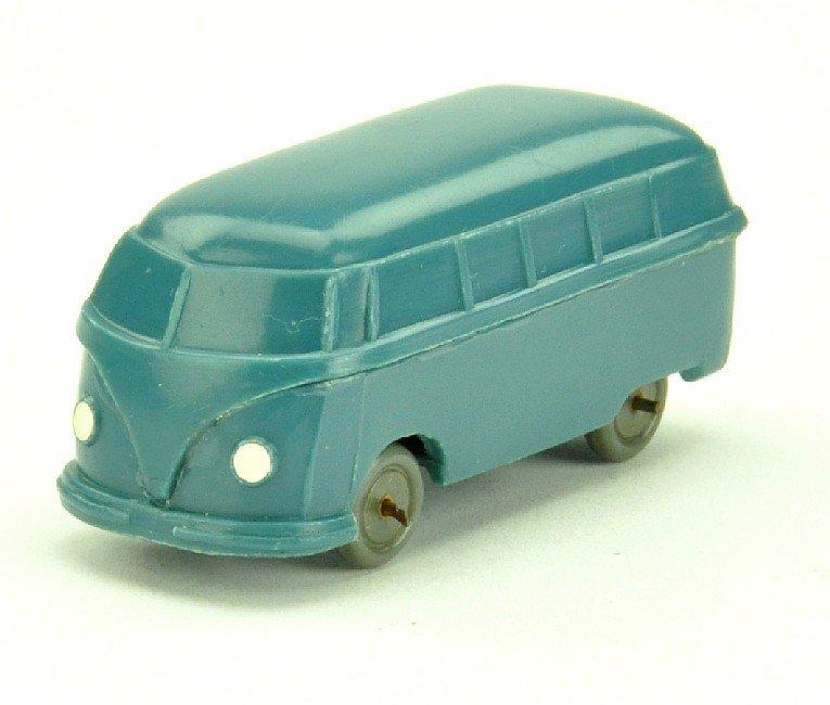4002: VW T1 Bus (Typ 2), mattgraublau