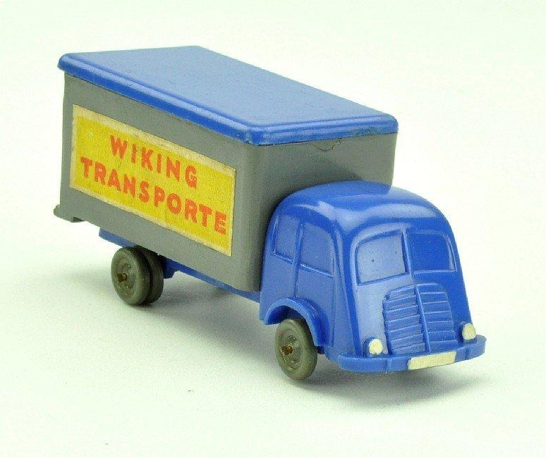 """4003: Koffer-LKW Fiat """"Wiking Transporte"""""""