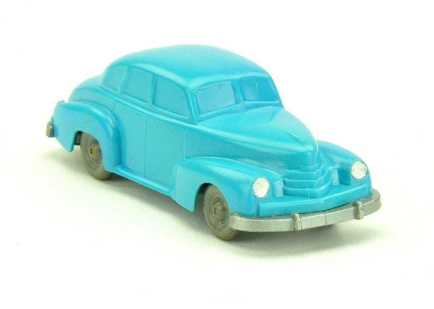 5002: Opel Kapitän 1951, dunkeladriablau