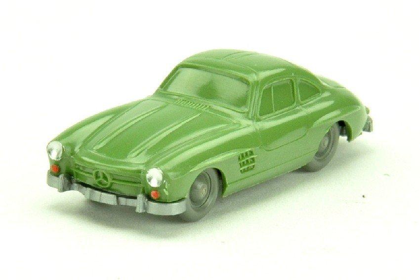5006: Mercedes 300 SL, dunkelmaigrün