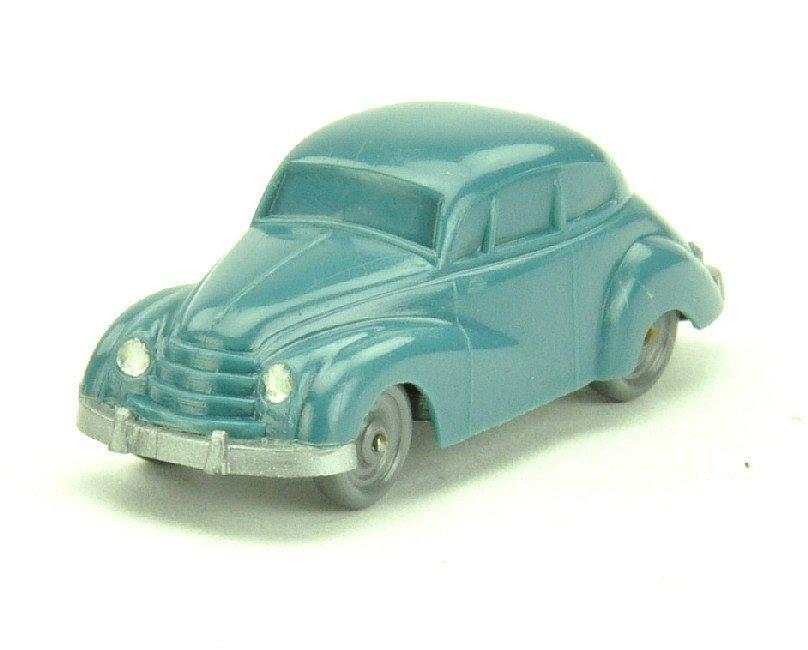 5009: DKW Limousine, mattgraublau