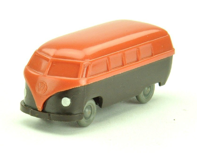 5013: VW T1 Bus (Typ 3), rosé/braunschwarz