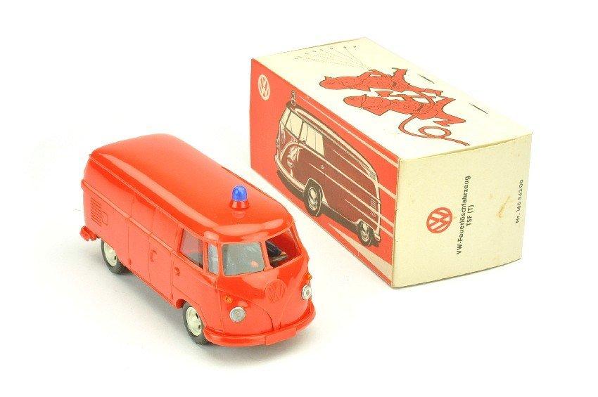 3510: VW Feuerwehrwagen Typ 2 (1:40), (Ork)