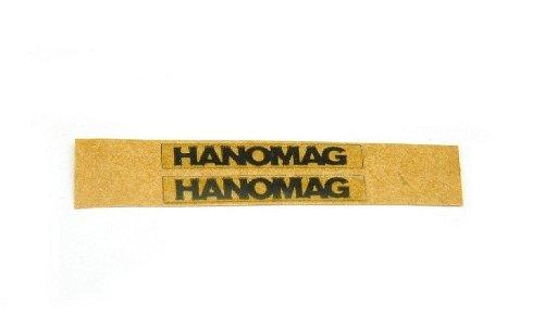 6047 Original Aufkleber Für Hanomag1 Radlader