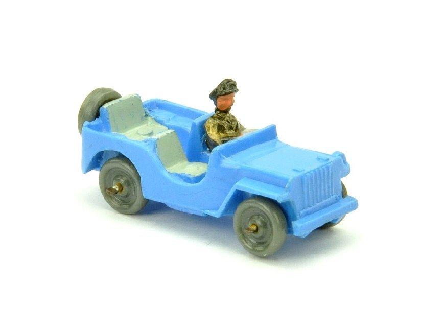 4001: Jeep (Typ 2), signalblau