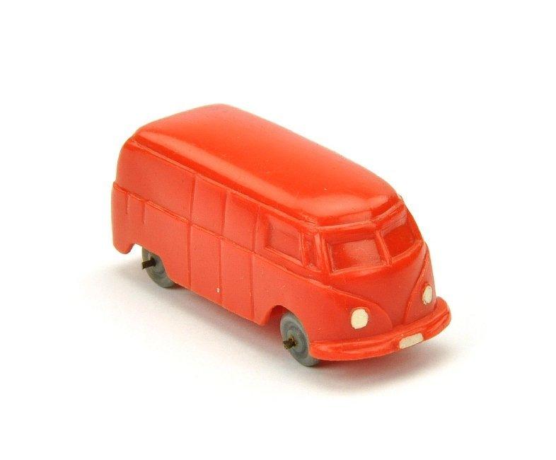 4010: VW T1 Kasten (Typ 1), orangerot