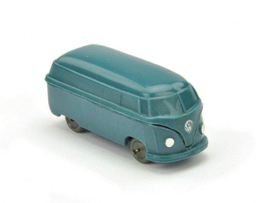4011: VW T1 Kasten (Typ 2), mattgraublau
