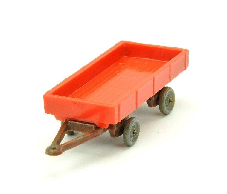 4013: LKW-Anhänger (Typ 3), orangerot