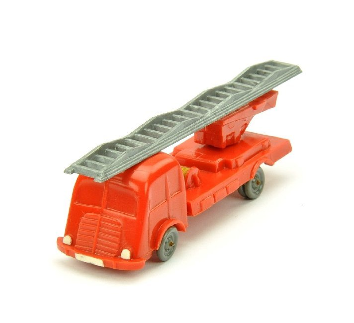 4015: Leiterwagen Fiat, orangerot