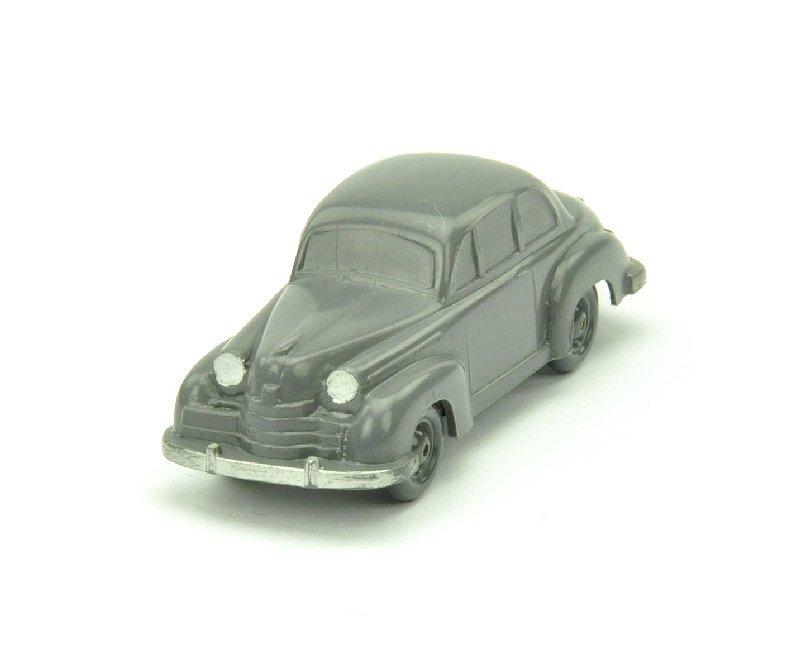 5004: Opel Olympia (Typ 2), basaltgrau