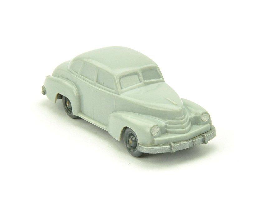 5008: Opel Kapitän 1951, silbergrau