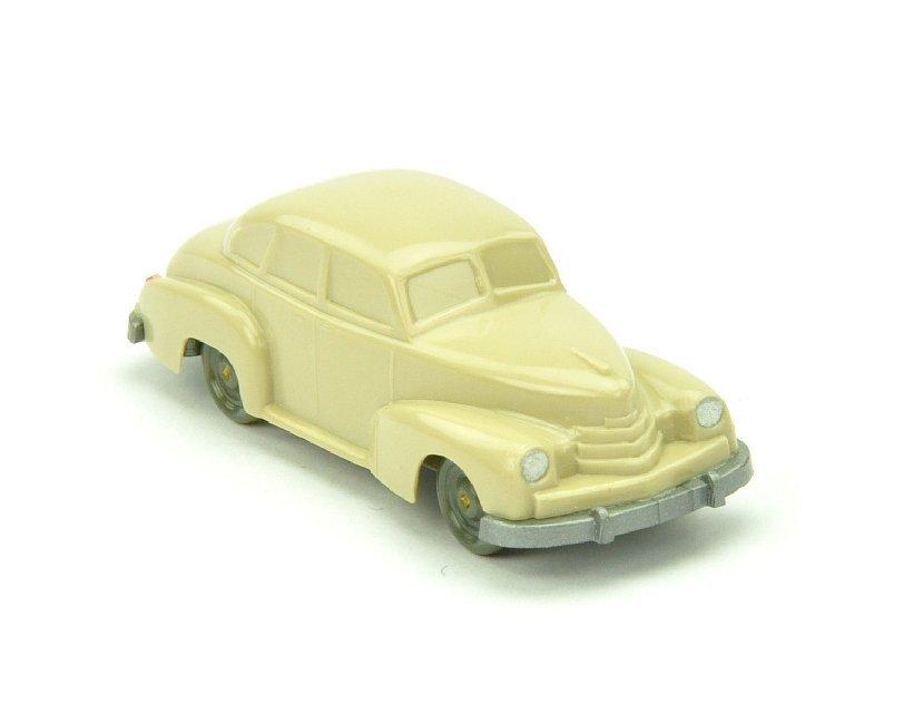 5009: Opel Kapitän 1951, hellgelbgrau