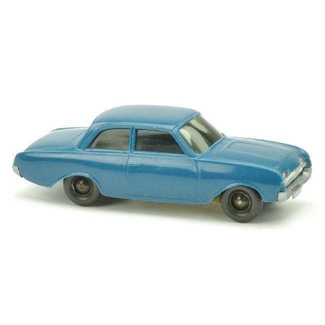 8907: Ford 17 M Badewanne, azurblau