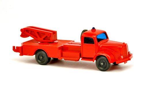 Leiterwagen MB 5000 (Verglasung blau)