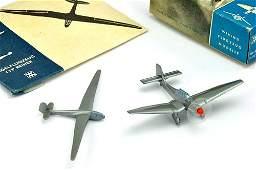 Konvolut 2 Flugzeuge im Ork