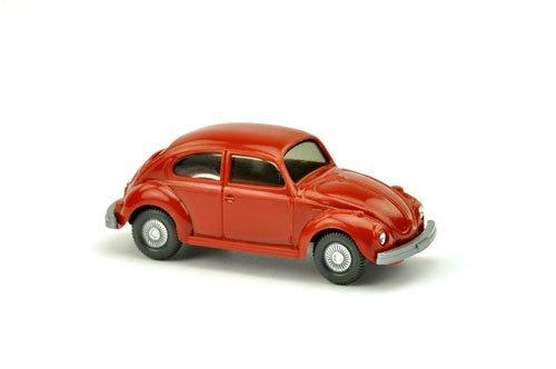 VW Käfer (Typ 6), weinrot