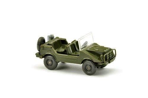 DKW Munga, olivgrün (Sitze olivgrün)