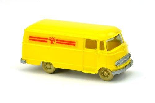 MB L 319 Kasten Baumsymbol, gelb