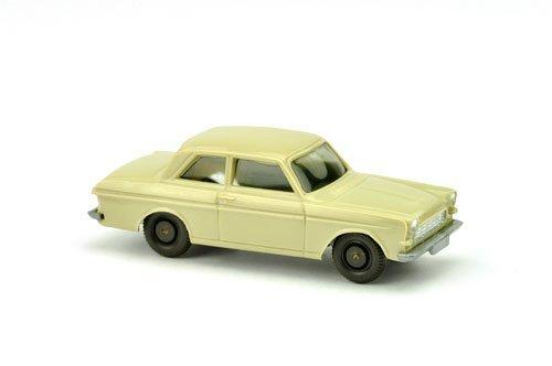 Ford 12 M, hellgelbgrau