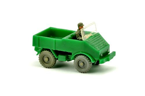 Unimog offen (Typ 3), dunkelgrün