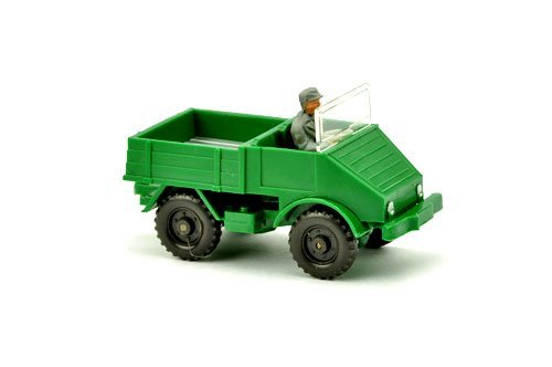 Unimog offen (Typ 3), grün