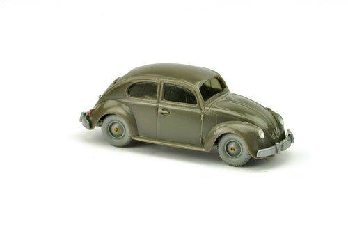 VW Käfer (Typ 5), umbragrau