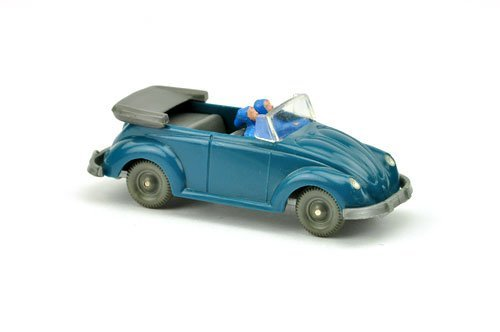 VW Käfer Cabrio (Typ 2), azurblau