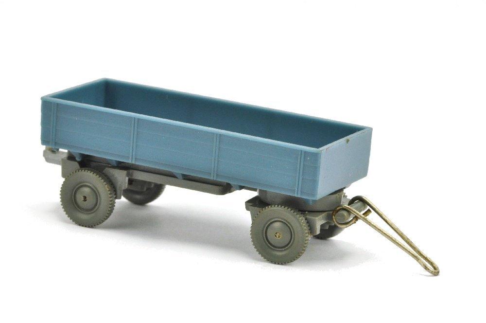LKW-Anhänger (Typ 5), mattgraublau/betongrau