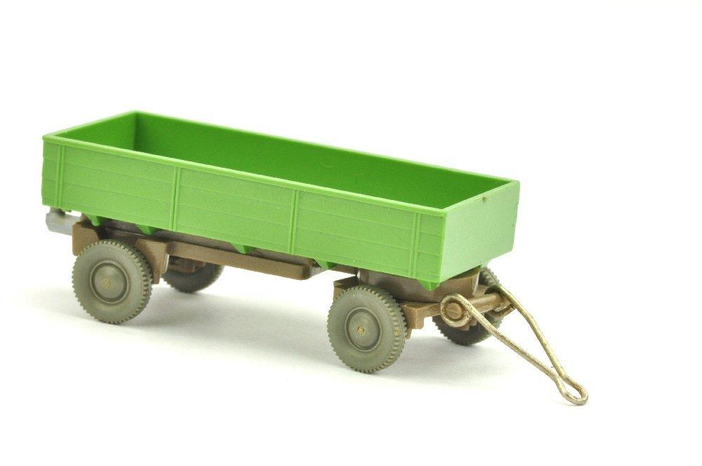 LKW-Anhänger (Typ 5), maigrün/blaßbraun