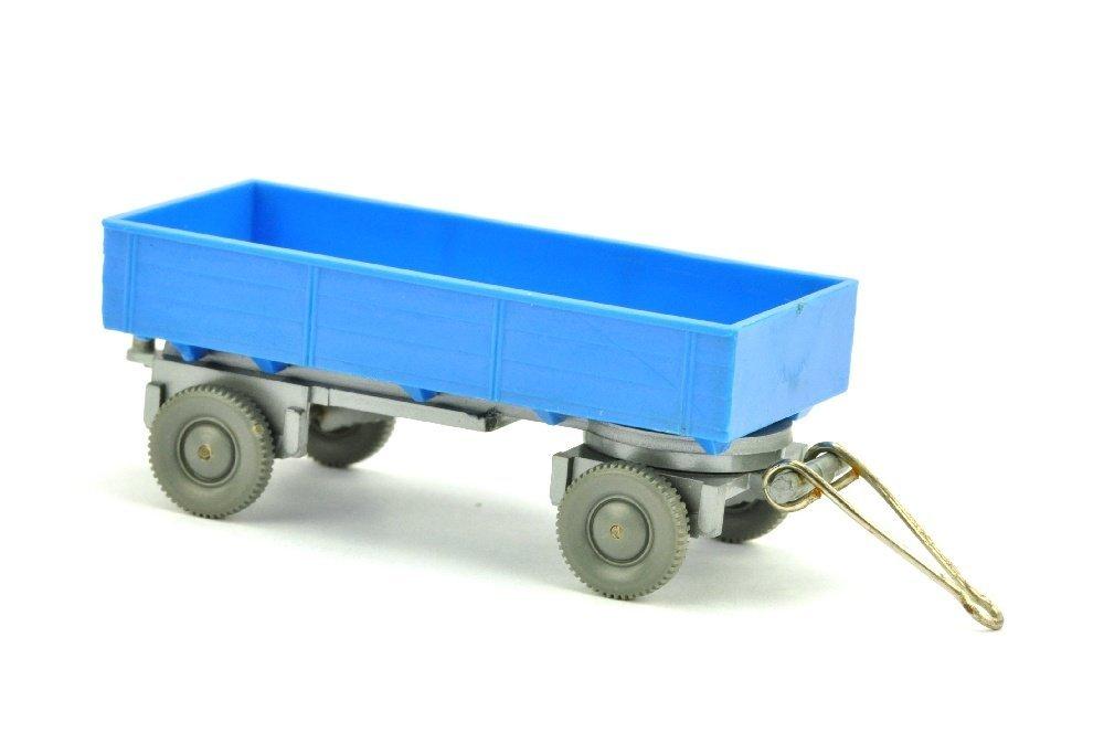 LKW-Anhänger (Typ 5), himmelblau/silbern
