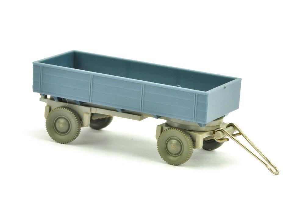 LKW-Anhänger (Typ 5), mattgraublau/platingrau