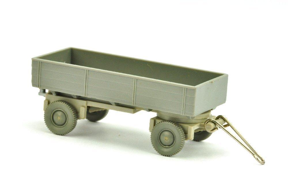LKW-Anhänger (Typ 5), betongrau/platingrau