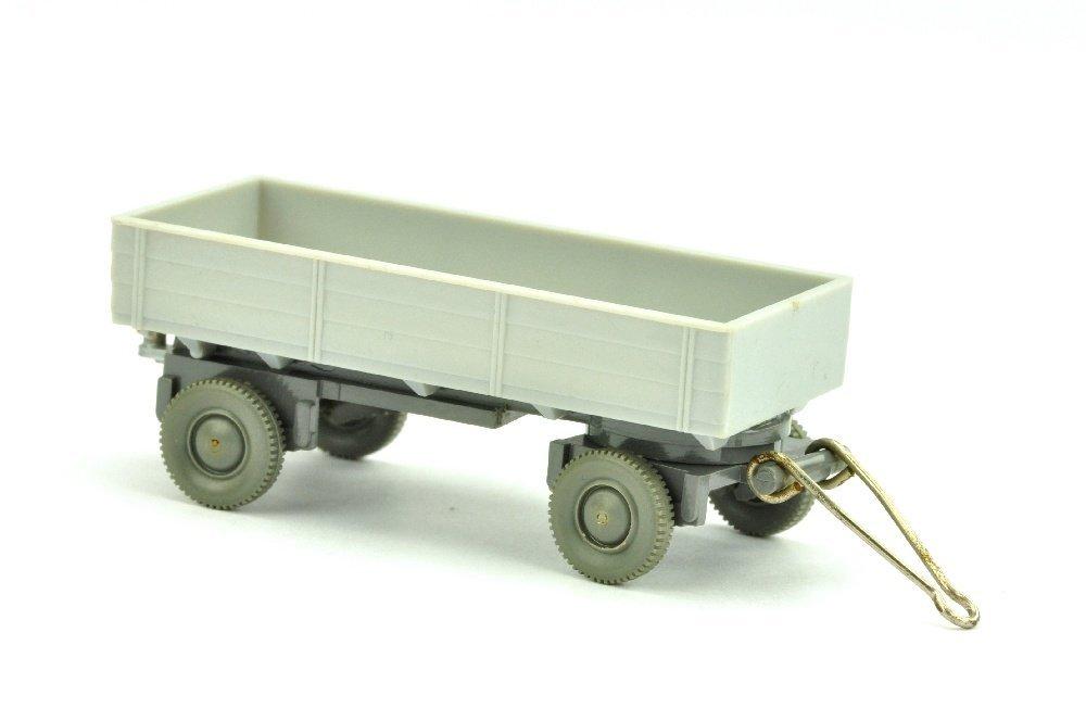 LKW-Anhänger (Typ 5), silbergrau/basaltgrau