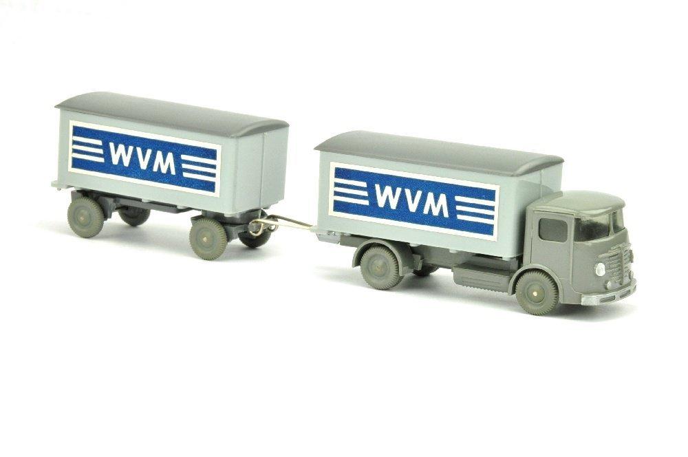 Büssing 4500 Koffer-Zug WVM
