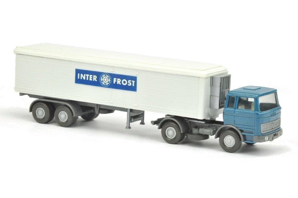 Koffer-Sattelzug MB 1620 Inter Frost (alt)