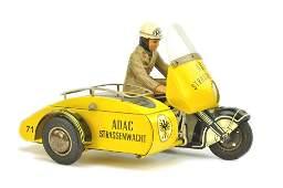 Goeso - ADAC Strassenwacht (Motorrradgespann)