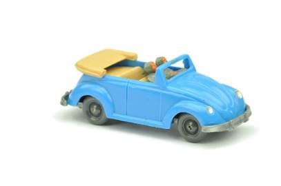 VW Kaefer Cabrio (Typ 1), signalblau