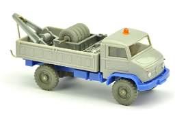 Unimog Werkstattwagen dsilbergrau