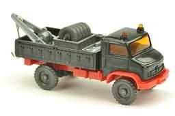 Unimog Werkstattwagen schwarz
