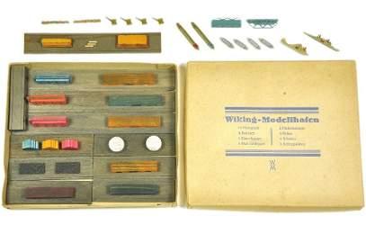 Wiking-Modellhafen (um 1949)