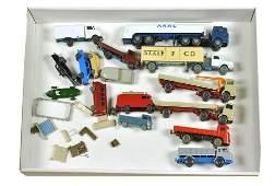 Konvolut 1610 Modelle der 50er70er Jahre