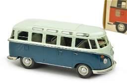 VW Sambabus (Typ 2), d'-azurblau (im Ork)